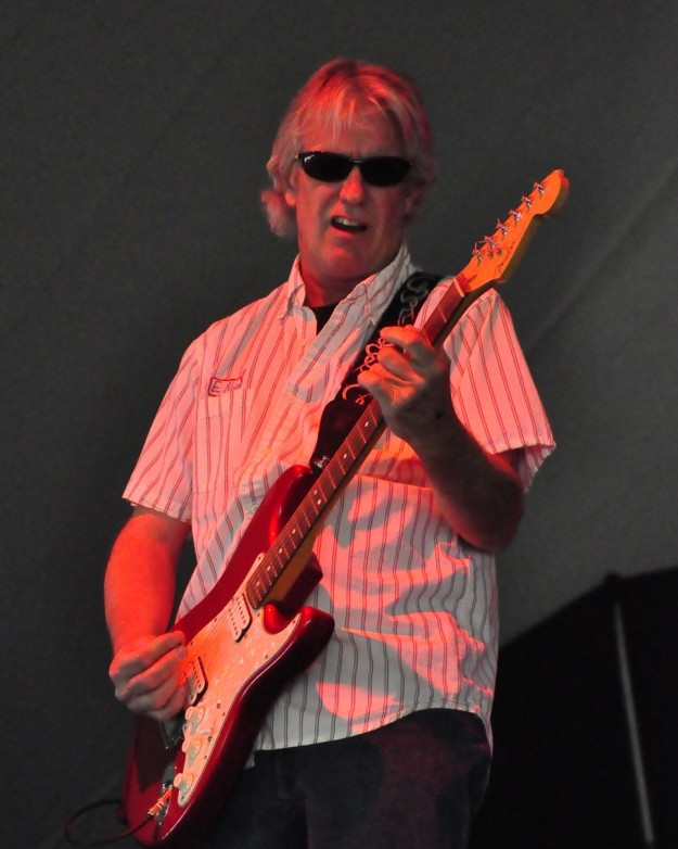 Tom Vanderginst, Guitar and co-writer for the Arizona rock band Out There