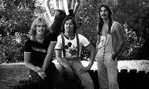 Kirks Old Band Alien 1978
